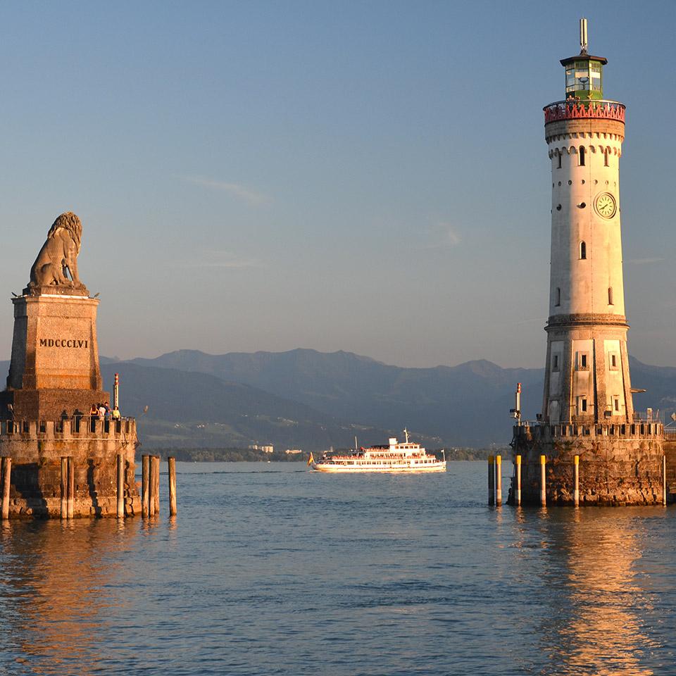 Hotel Am See Friedrichshafen