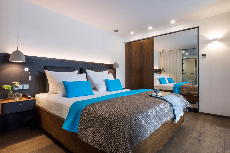 Suite-Schlaf